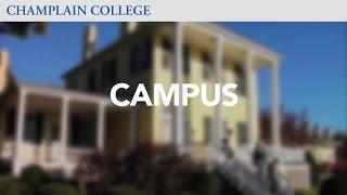 Campus | Champlain College