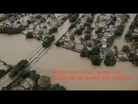 "Where was FEMA? Rescue Crew from Houston Speaks  ""It was lik"