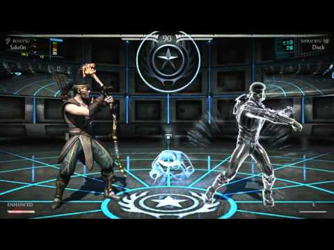 Dock vs. Sakr0n - Week 4 - Quarterfinals - ESL MKX Pro League - Season 2 - CIS