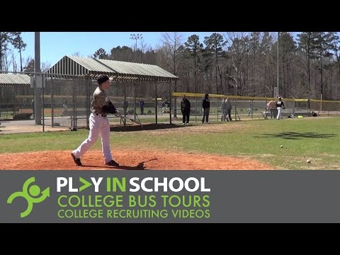 Tanner Revis - Hitting  - Dirtbags - www.PlayInSchool.com