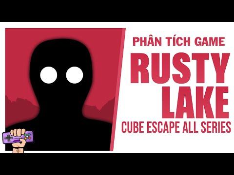 Phân tích game RUSTY LAKE CUBE ESCAPE | Story Explained | PTG