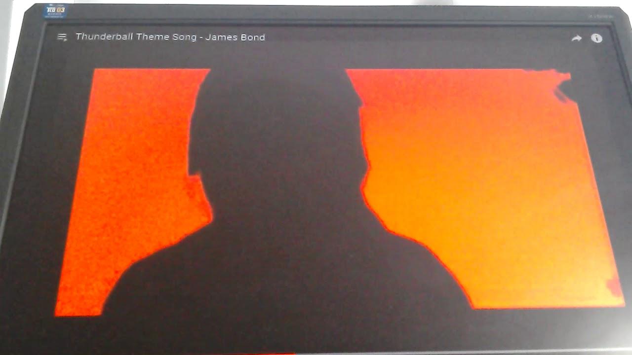 James bond Thunderball theme song