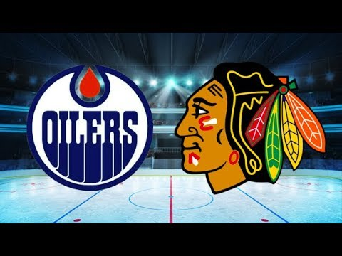 Edmonton Oilers vs Chicago Blackhawks (4-3 Overtime) All goals and Highlights!! [Extended]