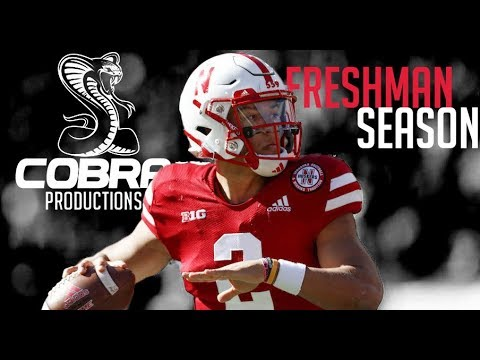 Adrian Martinez Official Freshman Highlights || Future Heisman Winner ||