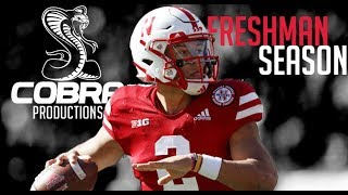 Adrian Martinez Official Freshman Highlights || Future Heisman Winner ||