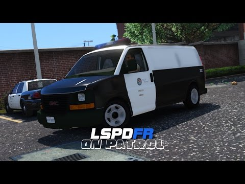LSPDFR - Day 120 - Inmate Transport