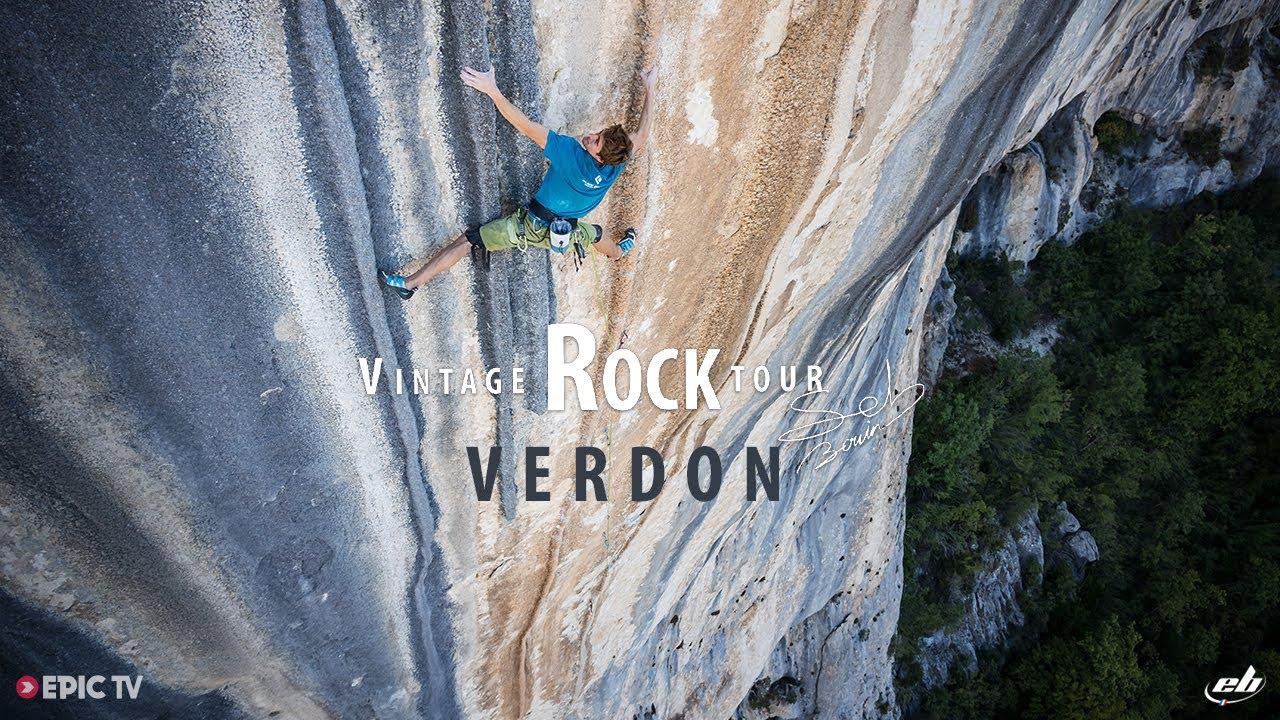 Vintage Rock Tour Ep. 2 : Verdon !