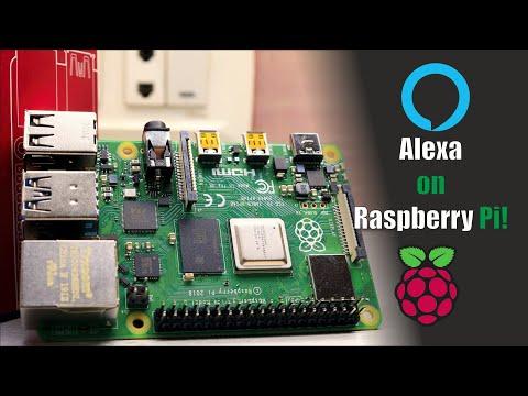 How to set up Amazon Alexa on Raspberry Pi | DIY
