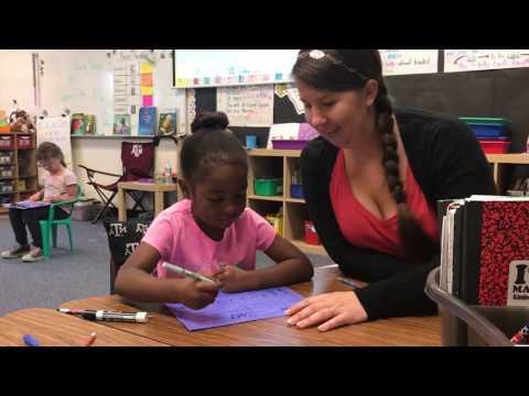 Double File Trail Elementary School 2018 Teacher of the Year: Jessica Cheyney