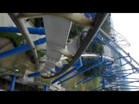 Afterburn Front Seat on-ride HD POV Carowinds