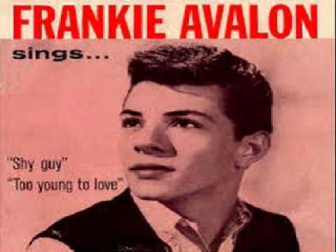 Frankie Avalon Too young to love Mp3