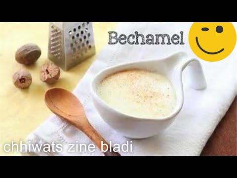 sauce-béchamel