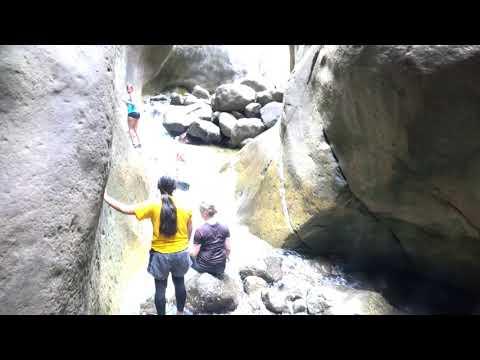 Tugela Gorge hike narrows