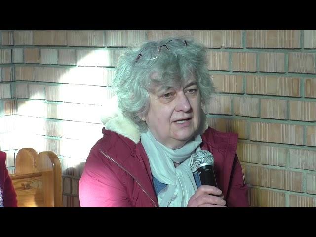 Ónodi István Igehirdetése 2020.02.09. Megbékélés Háza Templom