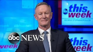 Biden's national security team will 'need strong alliances': Adm. William McRaven