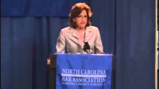 In 2008, Kay Hagan Says Voting With The President Doesn