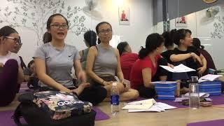 Kỉ niệm YTTC 11   200h at Shine Yoga