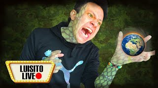 Los Politicos Reptilianos - Luisito LIVE #13
