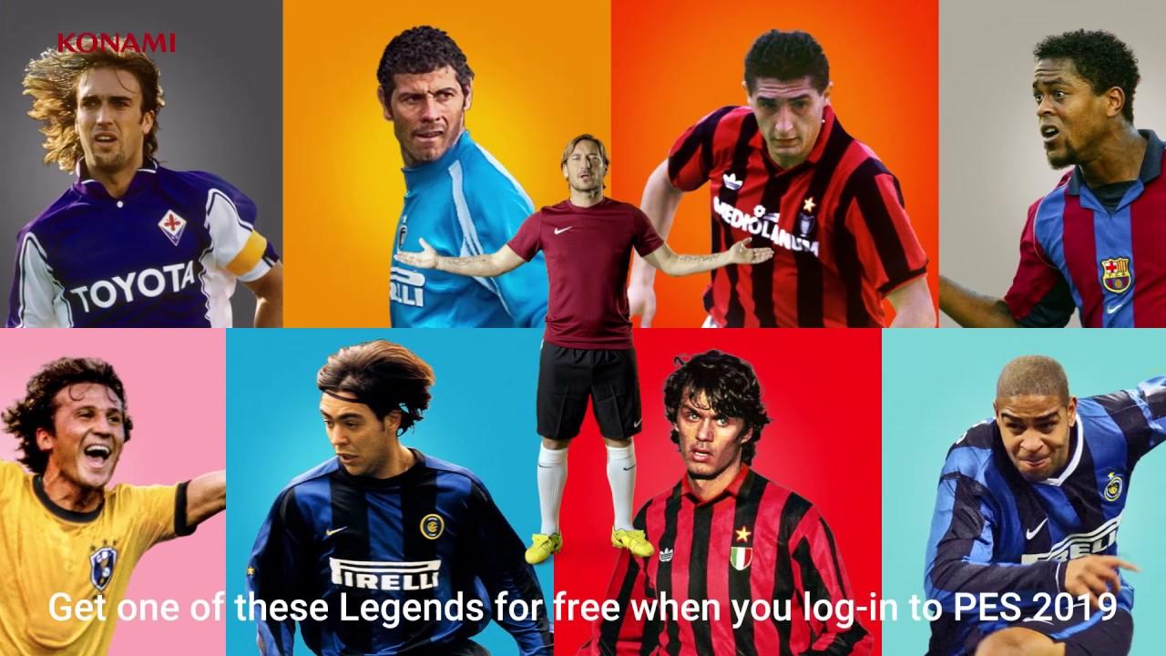 Konami celebra i due anni di PES Mobile (con Francesco Totti