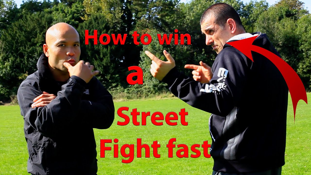 HOW TO WIN A STREET FIGHT EPUB