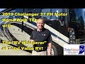 "2019 Challenger 37 FH Motor Home Walk Thru with The ""RV Whisperer"" at Total Value RV!"