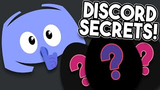 Discord's Secret Features
