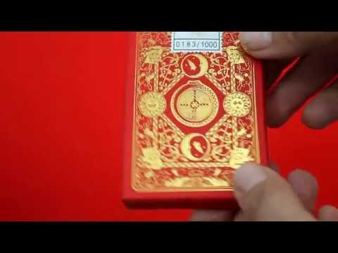 Red Gnostic Deck Review