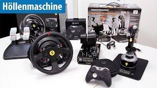 Profi-Gaming-Gear für 900 Euro - Höllenmaschine UVR | deutsch / german