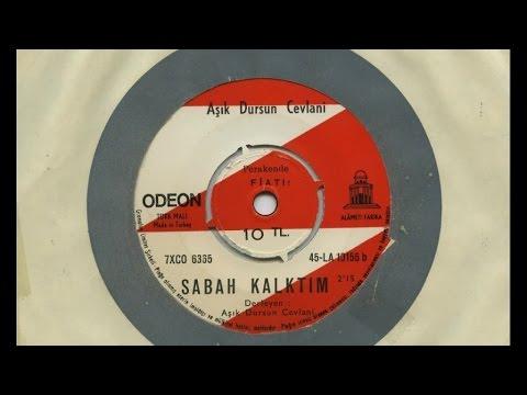 Dursun Ceylani - Sabah Kalktım (Official Audio)