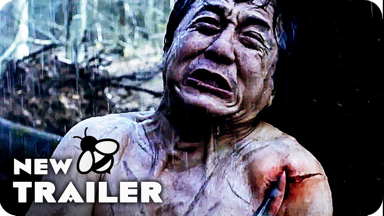 The Foreigner Trailer 2 (2017) Jackie Chan, Pierce Brosnan ...
