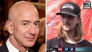 Amazon & Jeff Bezos Have Created a Homelessness Catastrophe in Seattle