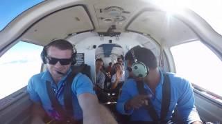 "Dedication to Danny."" Pilots of Nepal"" PAC 750 XL"