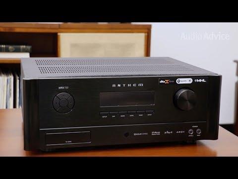Anthem MRX 720 A/V Receiver Review