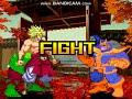 LSSJ Broly and Hulk vs Darkseid and Thanos SuperHeroes 2000