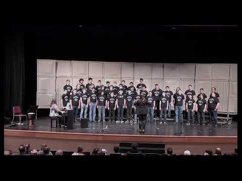 Wahpeton High School Choir Concert - 6:30 (Cantorei, Concert, Chamber, Encore)