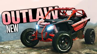 GTA 5 Online - NEW Nagasaki Outlaw Customization! (Diamond Casino Heist)