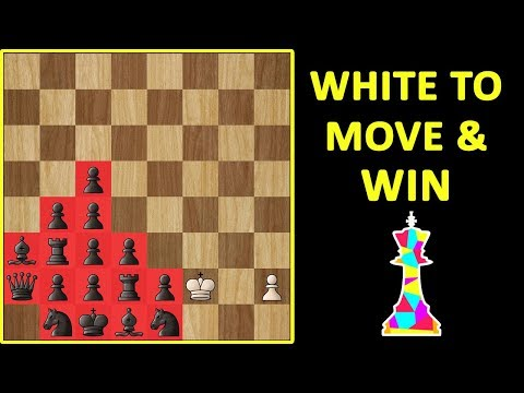 Solve This If YOU Are a GENIUS | Chess Challenge | Endgame Puzzle, Moves, Ideas, Strategy & Tactics