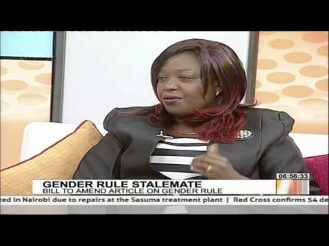 Why Kenyan women are seeking free ride to National Assembly