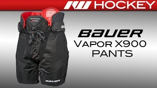 Bauer Vapor X900 Ice Hockey Pants Review