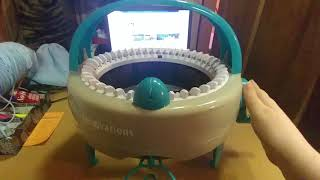 Innovations Knitting Machine Review.