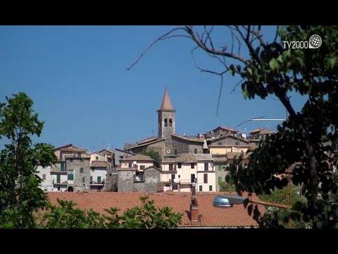 Affile (Roma) - Borghi d'Italia (Tv2000)