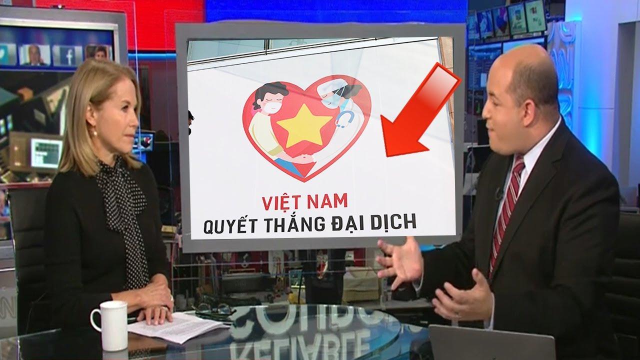 Đài Mỹ CNN giải thích tại sao Việt Nam không ai tử vong do Côvy 19