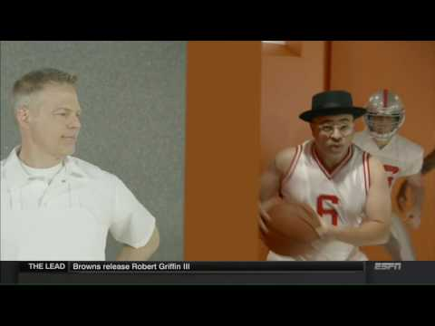 Different World ESPN Commercial