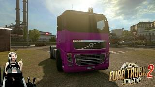 Шлагбаум!!! - Не, не видела Euro Truck Simulator 2(Подпишитесь чтобы не пропустить новые видео. Подписаться на канал - http://bit.ly/Join_AlinaSonchyk Плейлист - http://bit.ly/AlinaRac..., 2017-02-16T10:05:59.000Z)