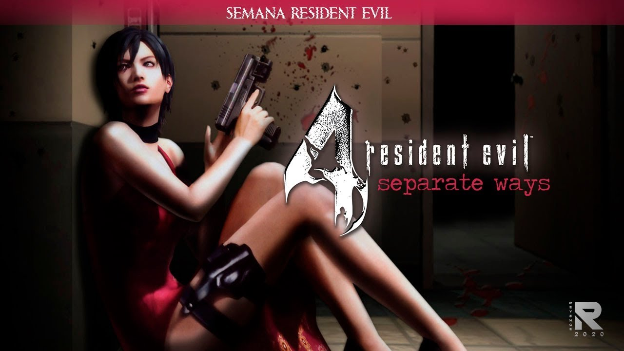 SEMANA RE: Resident Evil 4: Separate Ways / EN VIVO