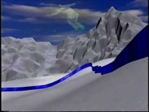 BBC Winter Olympics 1992 opening titles