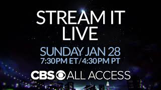 Gambar cover Stream the 60th annual GRAMMY® Awards on CBS All Access