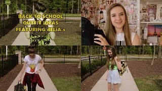 BACK TO SCHOOL 2014  | Outfit Ideas featuring dELiA's Thumbnail