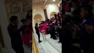 Apocalipsis 14:6 Lldm Coro Niños Puebla