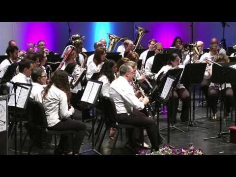 The Barber Of Seville - Overture / Gioachino Rossini -  Be'er Sheva Municipal Concert Band